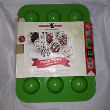Nordic Ware Cake Pops Baking Pan ( No Pop Sticks Included )