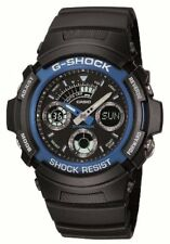 CASIO WATCH G-SHOCK ANALOG / DIGITAL COMBINATION MODEL AW-591-2AJF