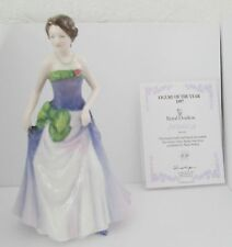 Royal Doulton Bone China Figure of The Year Figurine. Jessica. HN 3850. 1997.