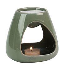 Biedermann & Sons Celadon Tealight Oil Warmer (H232CG)