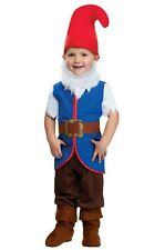 Brand New Gnome Boy Toddler Costume