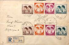 Yugoslavia,Serbia,cover Zemun To Vienna,R