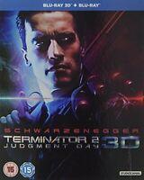 Terminator 2 BLURAY 3D  2D [2017] [DVD]