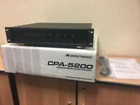Omnitronic CPA-5200 Conference Amplifier