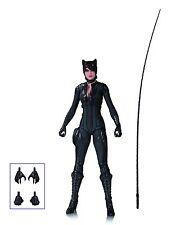 "2015 DC COMICS BATMAN ARKHAM KNIGHT CATWOMAN 6.5"" ACTION FIGURE MIB"