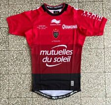Maillot de rugby RC Toulon . Camp Nou Finale 2016 RCT VS RACING
