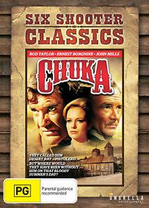 Chuka (Six Shooter Classics) (DVD) NEW/SEALED [All Regions]