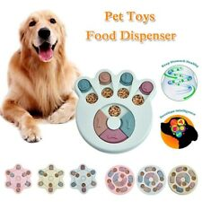 Pet Toy Dog Puzzle Food Dispenser Feeding Interactive Training Puppy IQ Game