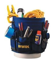IRWIN 420-001 Pro Bucket Tool Holder Organizer 56 Pockets