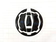 Real Carbon Fiber For Kawasaki Z900 Z650 NINJA 400 Petrol Pad Fuel Tank 3D Decal