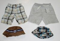 H&M The Children's Place Boys Lot of size 2-4  summer shorts hat
