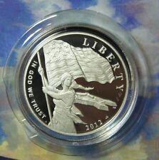 2012 $1 Star Spangled Banner Bicentennial Proof Silver Dollar Chronicles Set