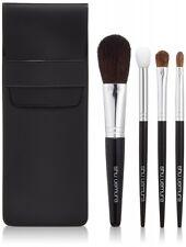 Shu Uemura Natural Portable Brush set 4 Brushes F/S Make up tool Cheek brush