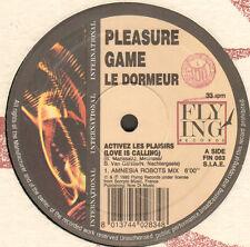 PLEASURE GAME LE DORMEUR - Activez Les Plaisirs (Love Is Calling)