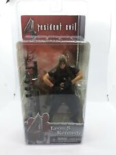 NECA Resident Evil 4 Leon S. Kennedy without Jacket Action Figure A37