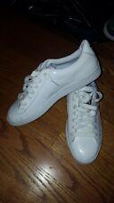 PUMA Basket Matte and Shine Sneakers Size US 10.5 Men EUR 44 #358892 02 White
