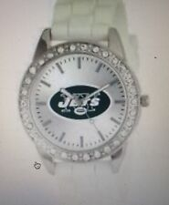 LADIE'S NFL New York Jets Frost Series Watch