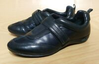 Cole Haan Black Leather Sneakers Womens Shoes 5.5 B