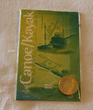 Canoe / Kayak Sydney 2000 Olympic Games Shell Commemorative Medallion New