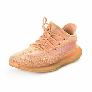 Adidas Yeezy Boost 350 V2 Clay Kid's Sneakers Shoes Sz 2.5