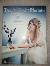 Taylor Swift for Ukulele sheet music song book 20 hits