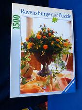 4999. Puzzle, Blumengruß, 1500 Teile, Ravensburger