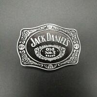 hebilla jack daniels daniel buckle cinturon custom whisky Tennessee Whiskey Dani