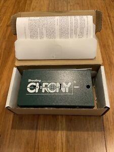 Shooting Chrony F1 Bundle, W/LED Indoor Light Kit & Ballistic Printer, WCase