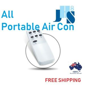 NEW JHS8 BRAND Portable Air Conditioner Remote Control Portable ControllerREMPTE