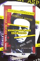Guerilla Aspies Fridge Magnet - Neurodiversity Autism Aspergers Autistic