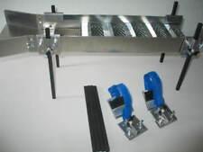 "New listing (Sluice Box Not Included) Leg Kit Universal No Drilling Folding 50"" 30 24"