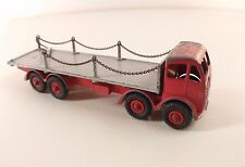 Dinky toys GB n° 905 FODEN flat truck camion plateau à chaînes RARE