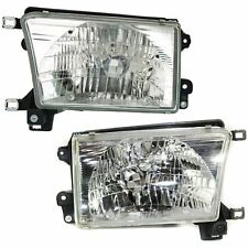 FOR TY 4RUNNER 1996 1997 1998 1999 2000 2001 2002 HEADLIGHT RIGHT & LEFT PAIR