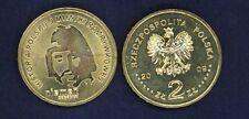 POLAND 2 Zlote 2009 Czesław Niemen UNC