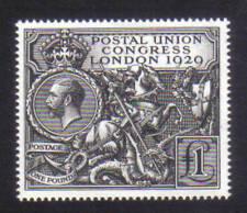 GV - 1929 PUC £1. Official 2010 reprint. Superb MNH.