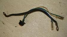 1972 Honda CB750 Four CB 750 H319 battery wire + misc
