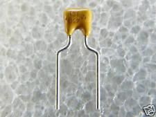 50 condensateurs céramiques 47pF 100V 5% NP0 Thomson