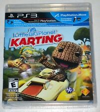 LittleBigPlanet Karting  (Sony Playstation 3, 2012) Brand New and sealed