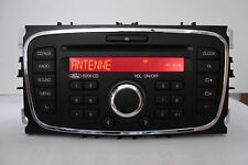 Ford MP3 Radio 6000 Ford Focus, Galaxy, S-Max, Mondeo, Transit Connect/Tourneo