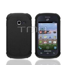 Impact Hybrid Shock Proof Case For Samsung Galaxy Discover SGH-S730M - Black