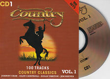 CD CARDSLEEVE 20T CASH/REEVES/CAMPBELL/PARTON/OWENS/HUSKY/AUTRY