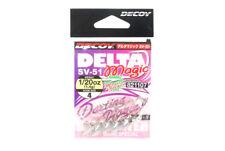 Decoy SV-51 Jig Head Delta Magic Size 4 , 1/20 oz (1107)
