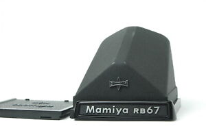 [Exc+++++] Mamiya RB67 Eye Level Prism Finder for RB67 Pro S SD from JAPAN F67