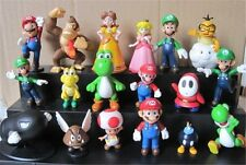 Super Mario Brothers Action Figures Set  Mini Figures Kids Ideal Gift 18 Piece