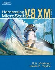 Harnessing Microstation V8 XM Edition-ExLibrary