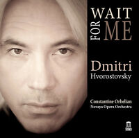 Dmitri Hvorostovsky - Wait for Me [New CD]