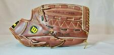 Wilson Leather Baseball Glove A 2075 Left Hand Excellent Condition 11 inches