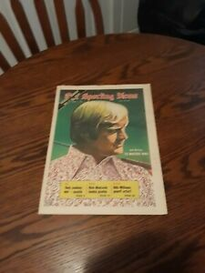 APRIL 7,1973-THE SPORTING NEWS-GOLF GREAT JACK NICKLAUS(MINT)