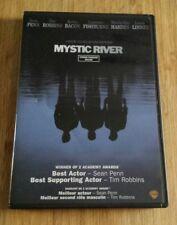 Mystic River DVD Sean Penn Tim Robbins Kevin Bacon