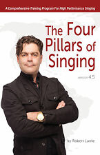 THE FOUR PILLARS OF SINGING - ( Course, eBook & Hard Copy Book )